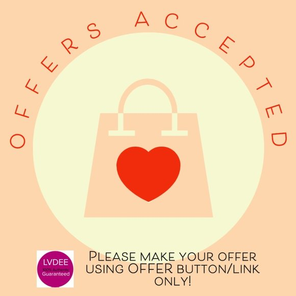 OFFERS ACCEPTED - Please Read